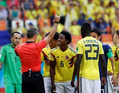 Mundial 2018. Dostał czerwoną kartkę w meczu polskiej grupy, grożono mu...