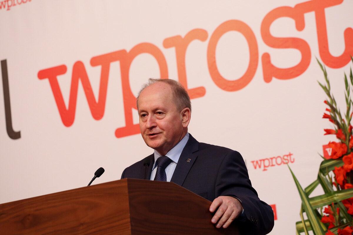 Prezes Związku Banków Polskich - Krzysztof Pietraszkiewicz
