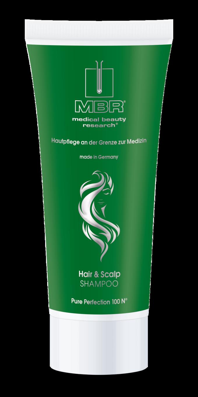 Rewitalizujący szampon MBR