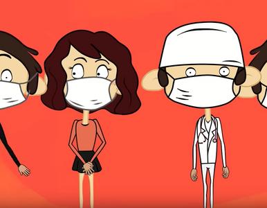 Jak zmniejszyć ryzyko zarażenia koronawirusem? Powstał specjalny teledysk