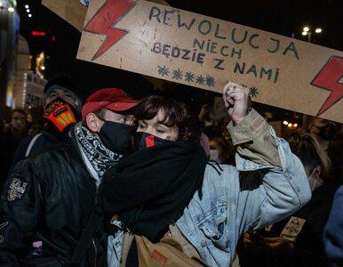 Kolejne incydenty na Strajku Kobiet. Ucierpieli Śpiewak i Sienkiewicz
