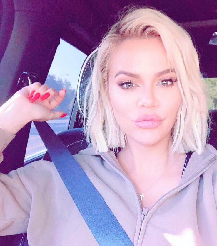 Khloe Kardashian obecnie