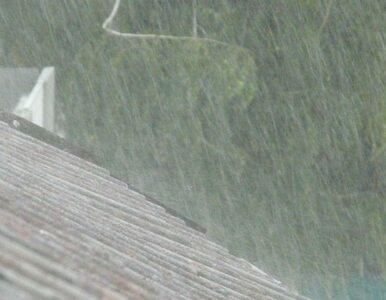 IMGW wydało ostrzeżenia przed deszczem. Możliwe burze