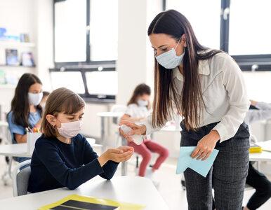 Są terminy szczepień przeciwko COVID-19 dla nauczycieli. Będą używane...