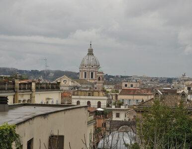 Fala ekstremalnych warunków pogodowych paraliżuje Włochy