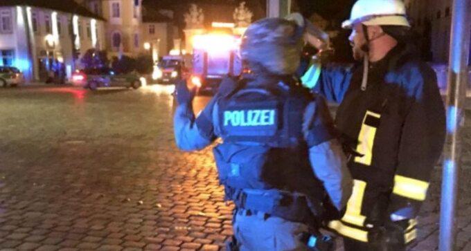 Ansbach, miejsce zdarzenia