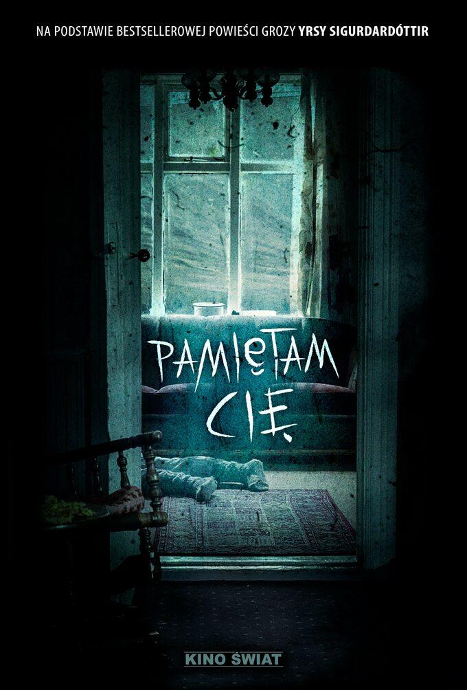 """plakat filmu """"Pamiętam Cię"""" (2017)"""