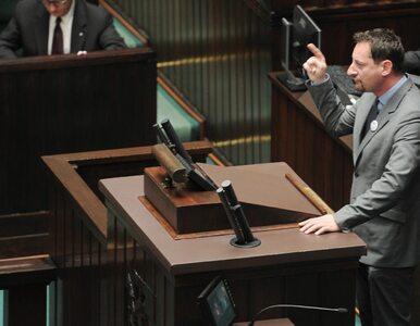 Prokuratura zajmie się byłym posłem Palikota. Oszukiwał Sejm?