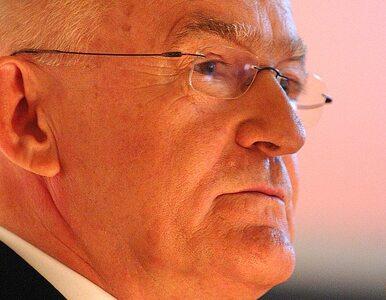 Miller o ataku: Może napastnik oglądał transmisję z Sejmu