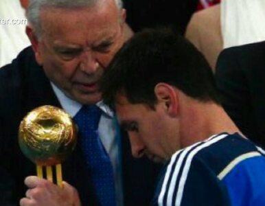 "Messi najlepszy na mundialu? ""Żart, skandal, absurd i marketing"""