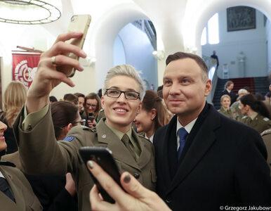 Dzień Kobiet w Pałacu Prezydenckim. Pierwsza dama wygłosiła...