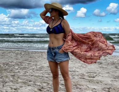 38-letnia aktorka i tancerka Katarzyna Cichopek