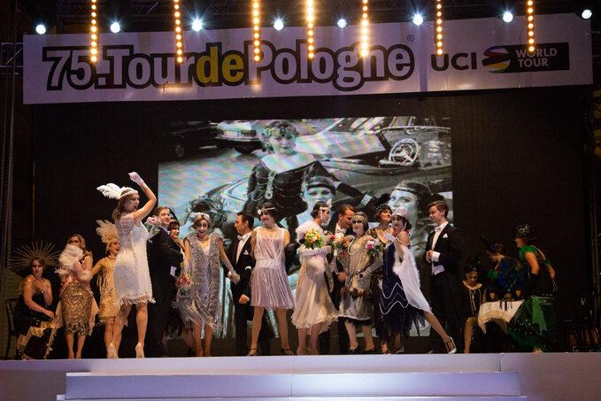 Pokaz Noc Muzeów w Palacu Wilanowie