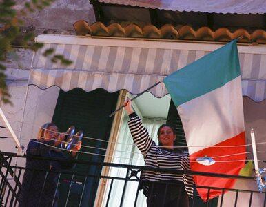 Włosi nie tracą ducha. Zmuszeni do kwarantanny, urządzają koncerty na...