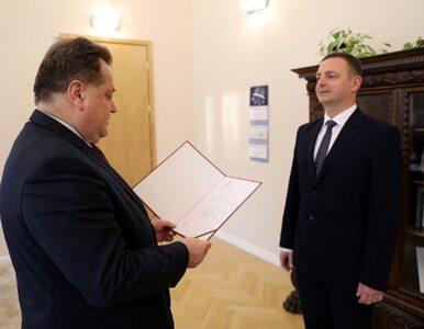 Robert Nowakowski powołany na zastępcę szefa Biura Ochrony Rządu