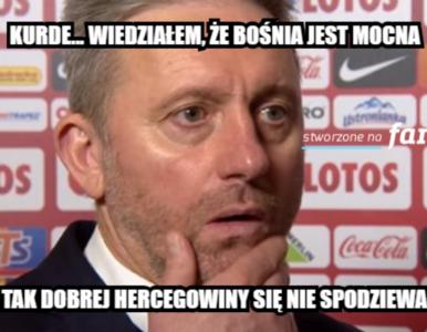 Polska wygrywa, ale kibice i tak są bezlitośni. Zebraliśmy najlepsze...