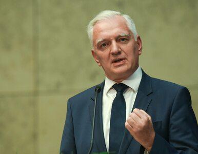 """Jarosław Gowin dla """"Wprost"""": Szumowski powinien zostać wicepremierem"""