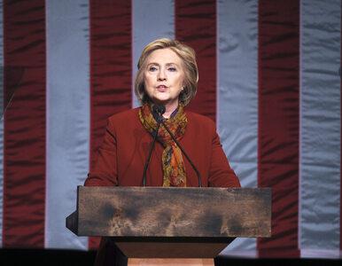 Hillary Clinton triumfowała w prawyborach w Karolinie Południowej