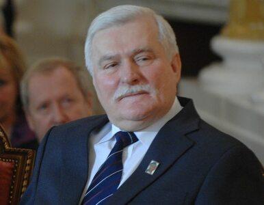 Wałęsa nie odpowie za słowa o gejach. Prokuratura odmówiła