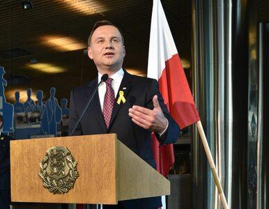 Kancelaria Prezydenta wydała oświadczenie ws. podróży Andrzeja Dudy do...