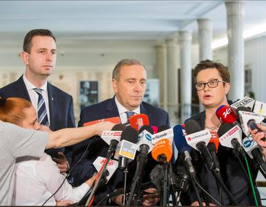 Opozycja chce odwołania Marka Kuchcińskiego. I ma swojego kandydata na...