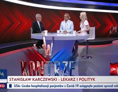 """Przejęzyczenie Karczewskiego w programie Ogórek i Jakimowicza. """"To jest..."""