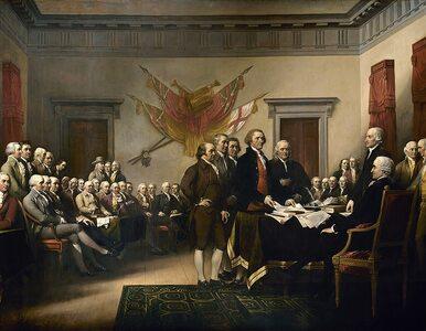 Dzień Niepodległości w USA. Dziś 245. rocznica deklaracji