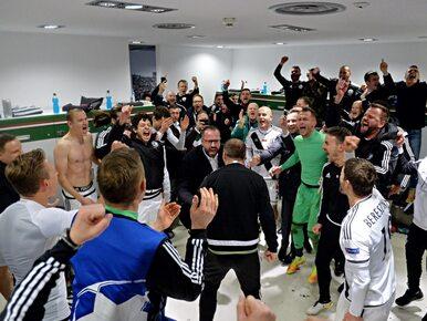 """""""Kto wygrał mecz?"""". Andrzej Duda w szatni po zwycięstwie Legii Warszawa"""