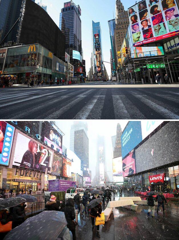 Times Square w Nowym Jorku