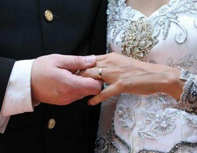 Polacy nie wierzą w szczęśliwe małżeństwa