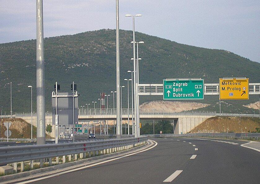 Chorwacka autostrada