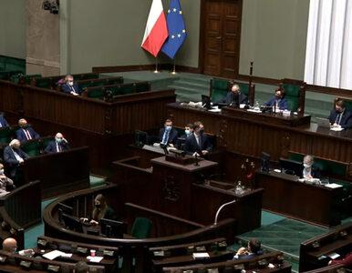 """Kłótnia Sławomira Nitrasa z Elżbietą Witek. """"Pani robi farsę z Sejmu"""""""