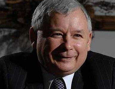 J.Kaczyński: chętnie będę gajowym