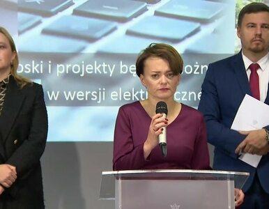 Jadwiga Emilewicz odchodzi z rządu. Zdradziła, kiedy podejmie decyzję co...