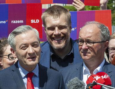 """Lewica prezentuje liderów list. Zandberg """"jedynką"""" w Warszawie,..."""