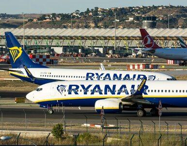 Ryanair odpowiada na pandemię koronawirusa. Zapowiada zawieszenie...