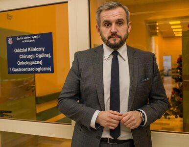 Dyrektor szpitala w Krakowie: Jeszcze nigdy nie było aż tak źle. Musimy...