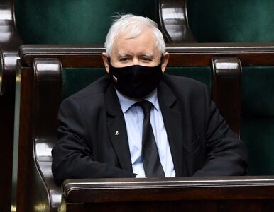 """Kaczyński będzie znowu kandydował na prezesa PiS. """"Jest w dobrej formie"""""""