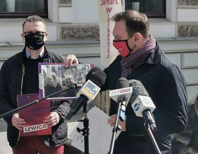 Poseł Lewicy domaga się zamknięcia kościołów. Pokazał zdjęcia z...