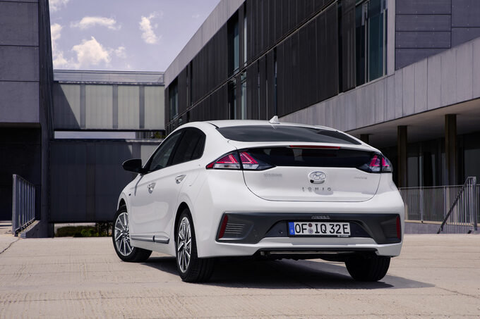 Nowy Hyundai Ioniq