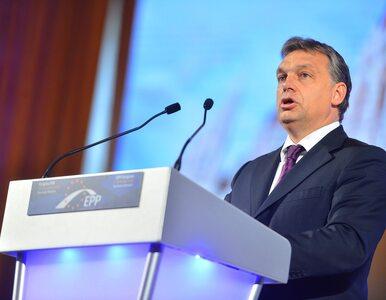 Orban poruszył sprawę konfliktu z Polską na spotkaniu z...