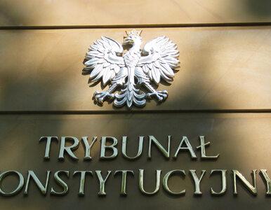 Jest stanowisko Trybunału Konstytucyjnego ws. sędziów powołanych przez KRS