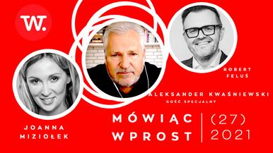 """""""Mówiąc Wprost"""". Kwaśniewski ostro o aferze w Sejmie: Ekstremalny..."""
