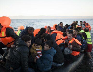Grecja: Przewróciła się łódź z uchodźcami. Zginęło co najmniej 11 osób