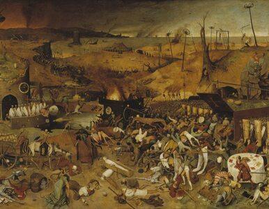 Dawne epidemie miały ogromy wpływ na dzieje świata. Nie omijały także...
