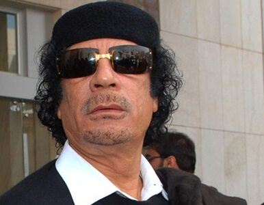 Kadafi stracił dostęp do miliarda euro