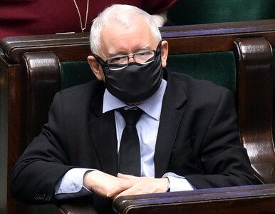 """Jarosław Kaczyński wydał oświadczenie na temat """"afery respiratorowej"""""""