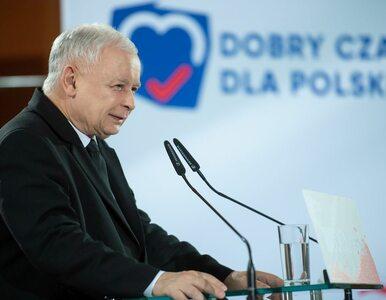 Kaczyński o Kidawie-Błońskiej: Przy całym szacunku, Beatą Szydło to ona...