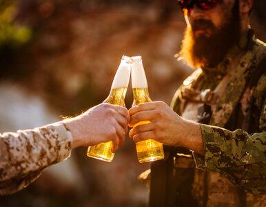 Niemieckie wojsko zabierze nadwyżki piwa z Afganistanu do domu