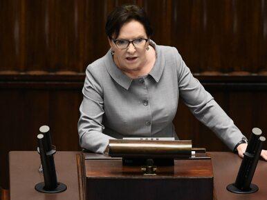 Ewa Kopacz wezwana na przesłuchanie. Chodzi o sekcje ofiar katastrofy...